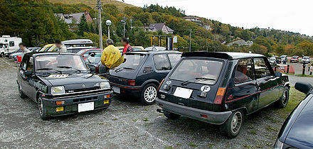 Renault 5 wikiwand renault 5 alpine sciox Image collections
