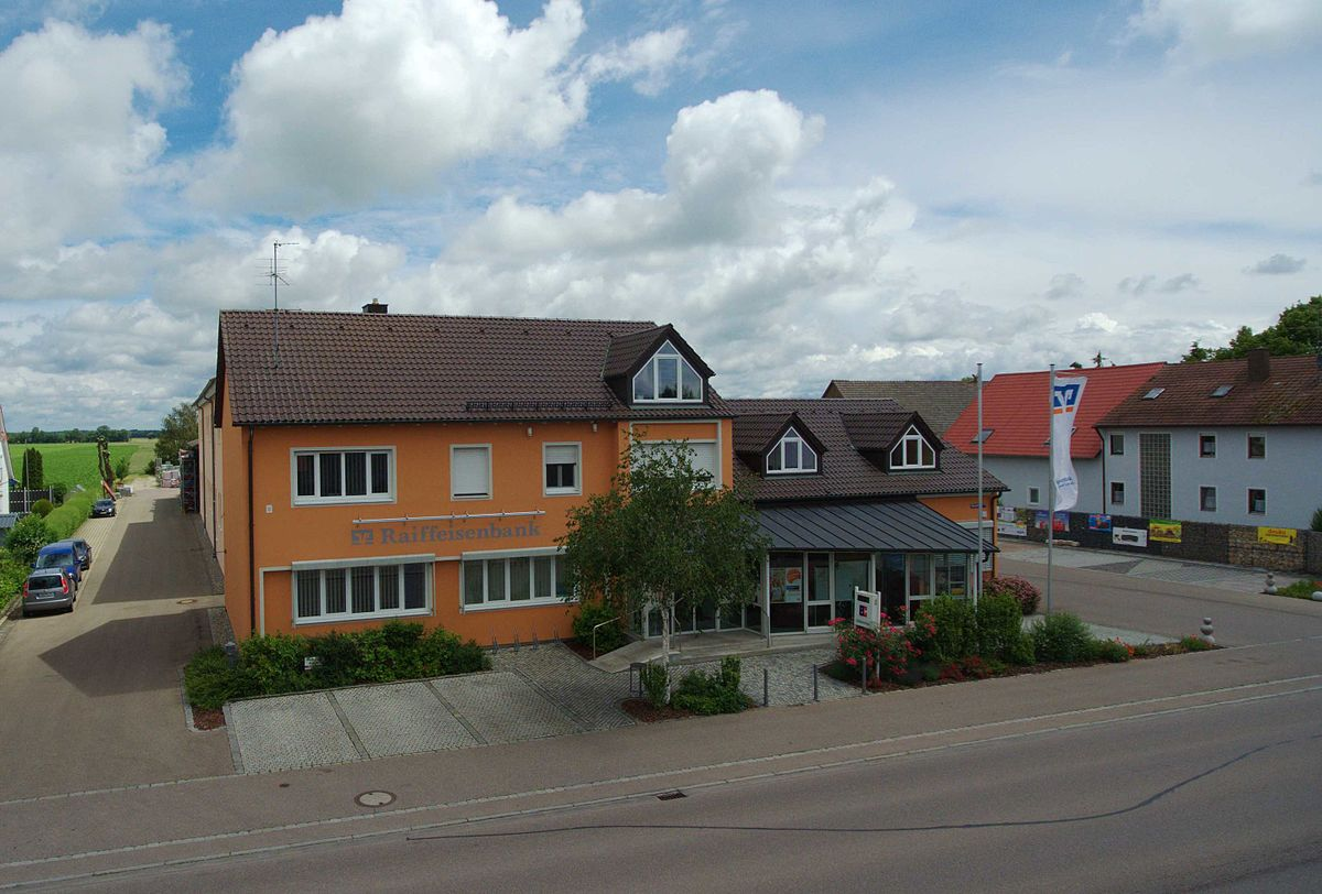 Raiffeisenbank Donaumooser Land – Wikipedia