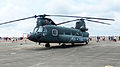 ROCA CH-47 7302 Display at Ching Chuang Kang AFB Apron 20140719b.jpg