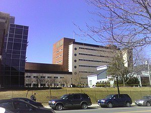 George M. Low Center for Industrial Innovation - Image: RPI CII East Side