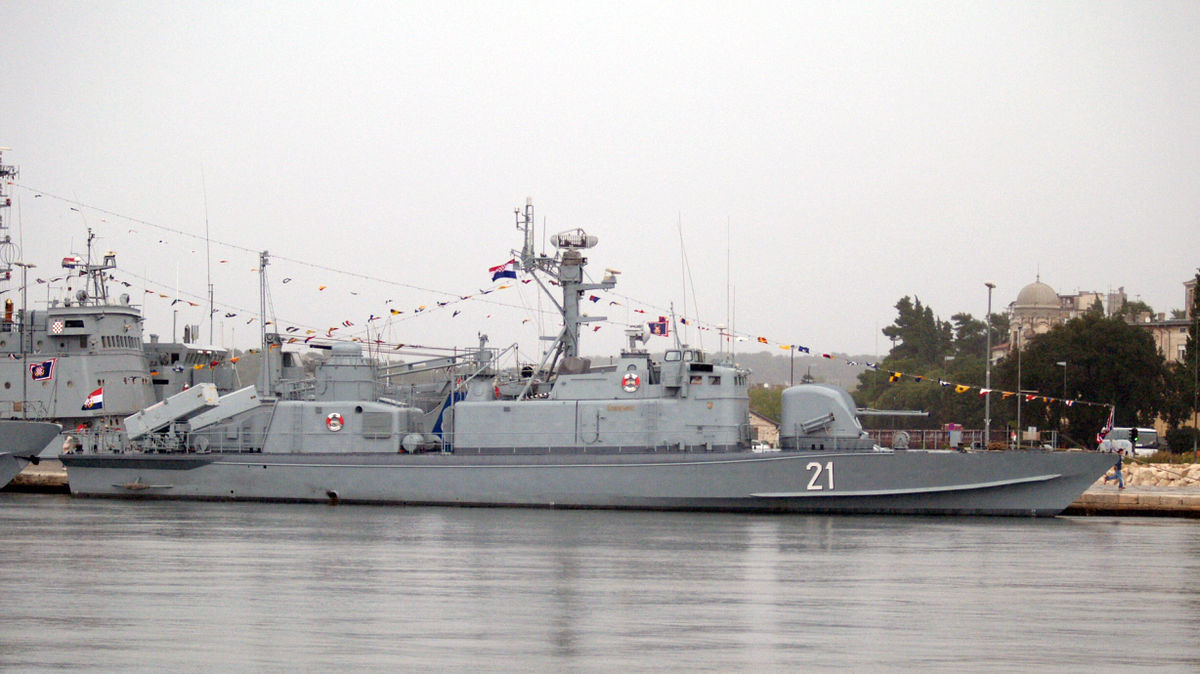 Koncar Class Missile Boat Wikipedia
