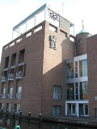 Aalsmeer - Aalsmeer Town Hall