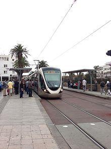 Rabat-Salé tram.JPG