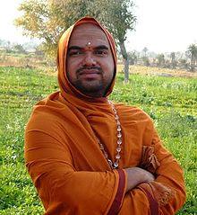 Raghweshwara Bharathi guruji.JPG