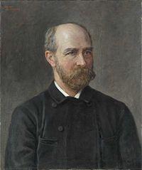 Portrait of Fredrik Albert Cammermeyer