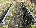 Rail & Stone Sleeper Blocks, Avon & Glos. Railway. - panoramio.jpg