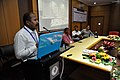 Rajendra Dehuri - Group Presentation - VMPME Workshop - Science City - Kolkata 2015-07-17 9475.JPG