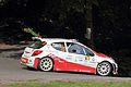 Rally Bohemia 2013 - Hegelund, Peugeot 207 S2000.jpg