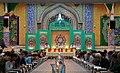 Ramadan 1439 AH, Qur'an reading at Great Hussainiya Mosque of Zanjan - 20 May 2018 13.jpg