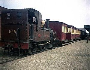 Ramsey railway station (IoMR) - Image: Ramsey station geograph.org.uk 1429351