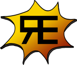 "Random Encounters ""RE"" logo.png"