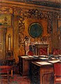 Ranken, William Bruce Ellis; Board Room of the Admiralty.jpg