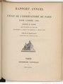 Rapport annuel sur l'état de (...)Mouchez Ernest bpt6k6544689k.pdf
