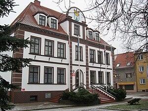 Złocieniec - Town hall