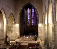 Predica durante un servizio divino