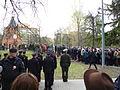 Reburial of Nicholas Nikolaievich in Memorial park 04.JPG