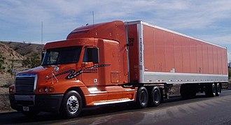 Freightliner Trucks - SNC Century