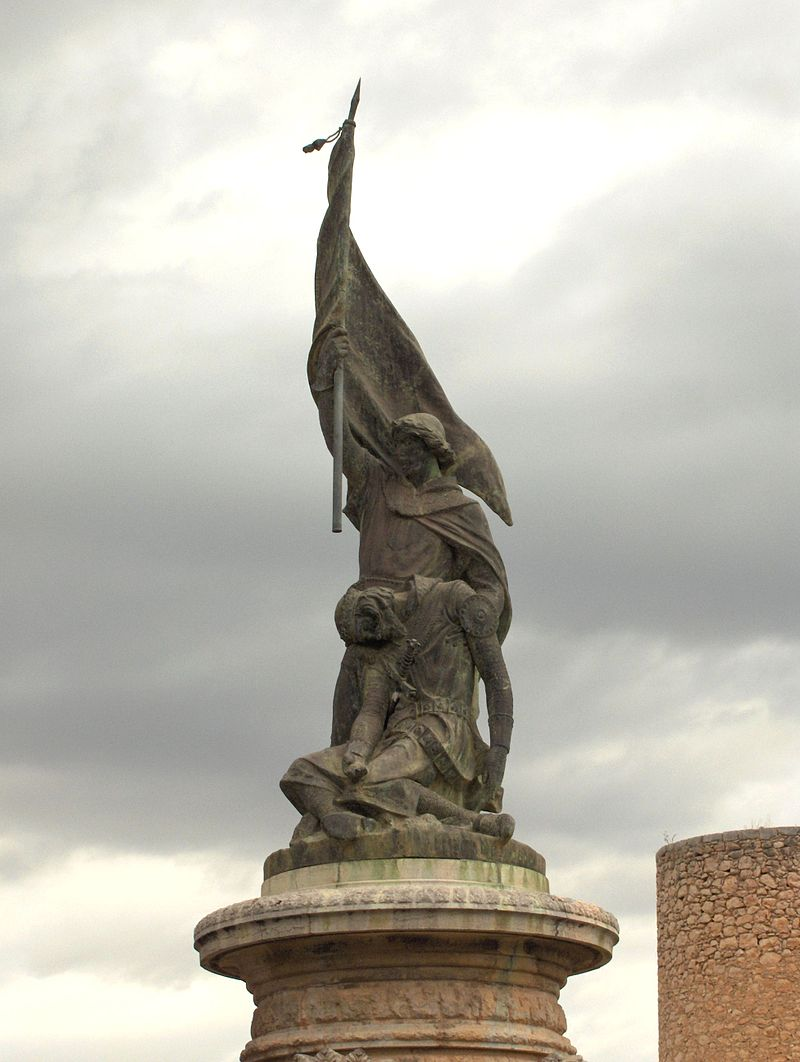 Rei Jaume III Llucmajor 2.JPG