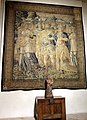 "Reims, museum Saint-Remi, tapestry ""Dance of the Salomé"".JPG"