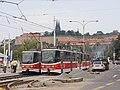 Reko TT Výtoň - Nádraží Braník, Podolská vodárna, Tatra KT8D5R.N2P.jpg