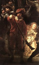 Rembrandt - The Nightwatch (detail) - WGA19152.jpg