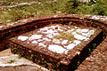 Remnants of a Square stupa on Ghanikonda 02.jpg