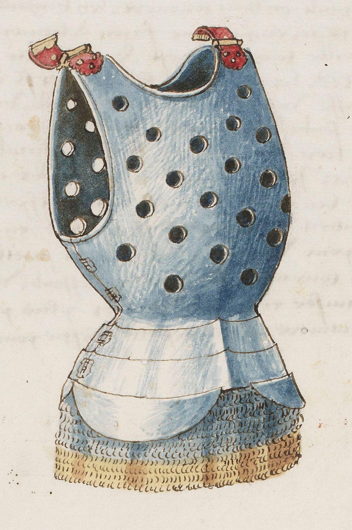 Visor (armor) - Wikipedia