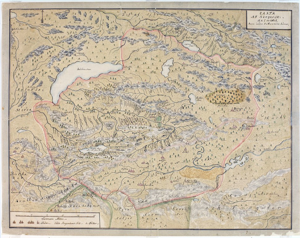 Renat map