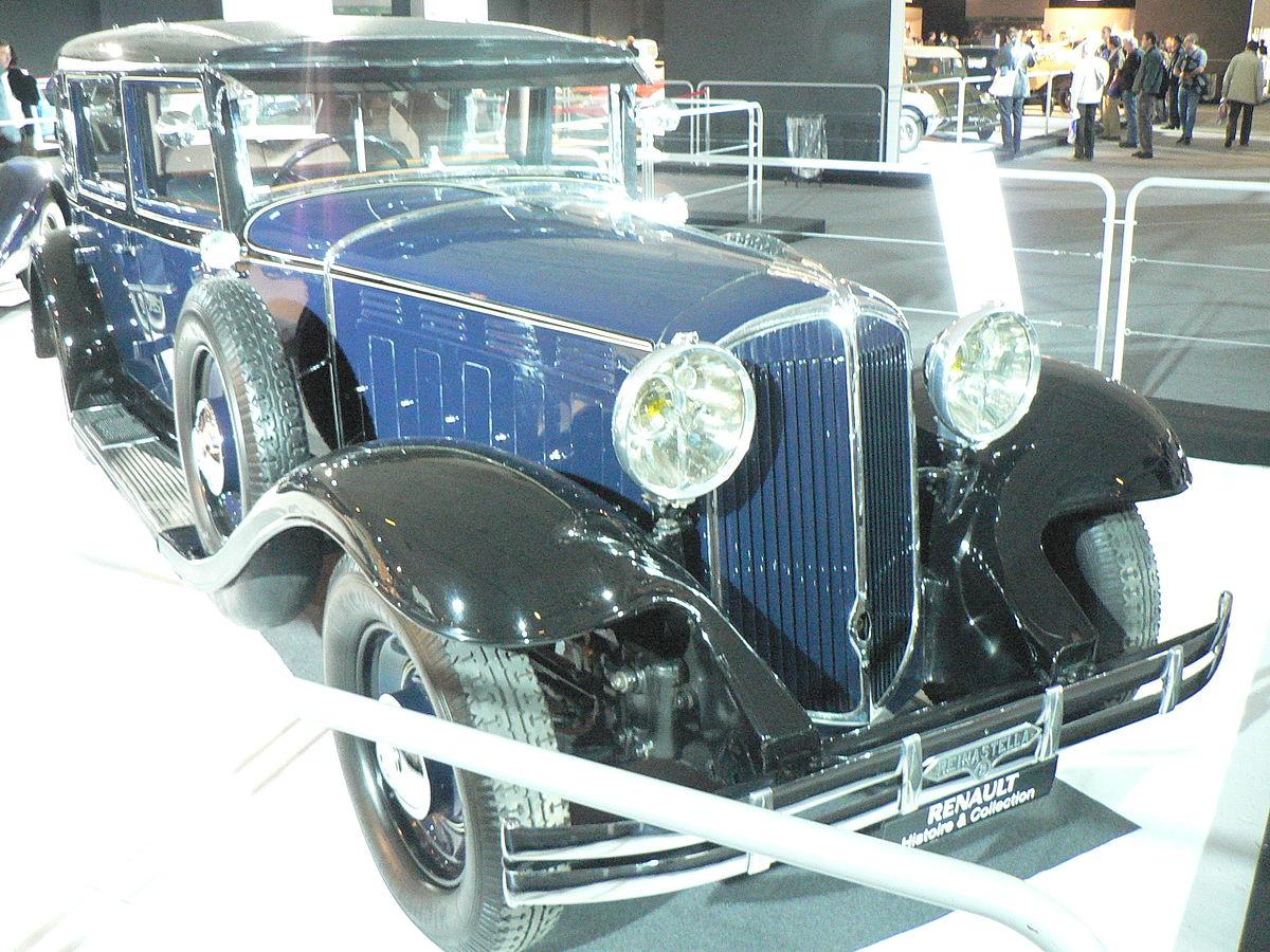Lincoln Grand 8 >> Renault Reinastella - Wikipedia