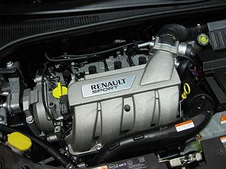 Renault F-Type engine