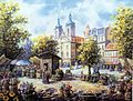 Rene Biegler - Blumenmarkt am Rochusmarkt 19 Jhdt.jpg