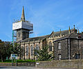 Repairs to the church, Littleborough.jpg