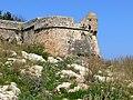 Rethymno Festung - Bastion außen 5.jpg