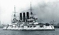 Statek w 1902 roku