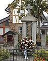 Rheinbach OT Hilberath, Hilberather Straße-Auf dem Essig, Kriegerdenkmal (112).jpg
