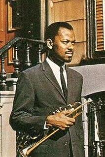 American jazz trumpeter