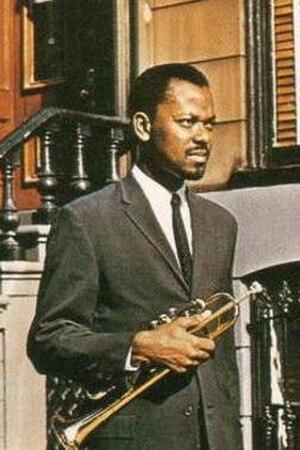"Richard Williams (musician) - Richard Gene Williams, ""New Horn in Town,"" 1961."
