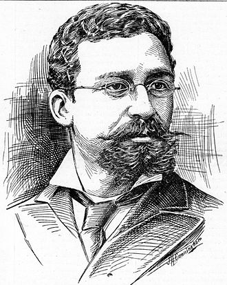 Richard Theodore Greener - Richard T. Greener circa 1887