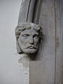 Richmond St Matthias interior 005 detail of stone boss.jpg