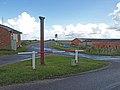 Rickelsbüller Koog nördlichster Festlandspunkt.jpg
