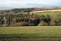 Ridge above Combe - geograph.org.uk - 1624959.jpg