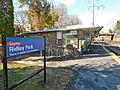 Ridley Park PA SEPTA station.JPG
