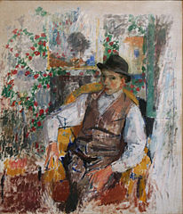 Portrait of Ernest Wijnants