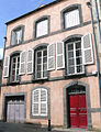 Riom - Hôtel au 8 rue Delille.JPG
