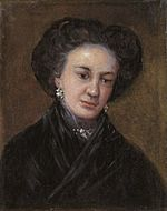 Rita Luna, attributed to Francisco de Goya.jpg