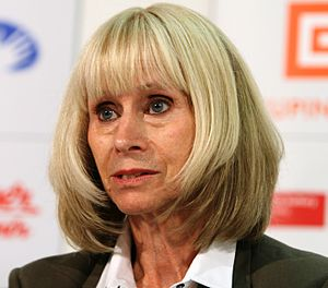 Rita Tushingham - at the 43rd Karlovy Vary International Film Festival