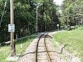 Rittnerbahn — Unbeschrankter Bahnübergang.jpg