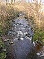 River Garnock close to Glen Garnock Castle.JPG