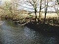 River Okement, from Iddesleigh Bridge - geograph.org.uk - 1135435.jpg