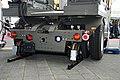 Road–rail vehicle Terberg Zagro RR222 rail.jpg